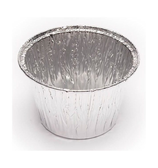 Aluformen Pudding 127ml (100 Stück)