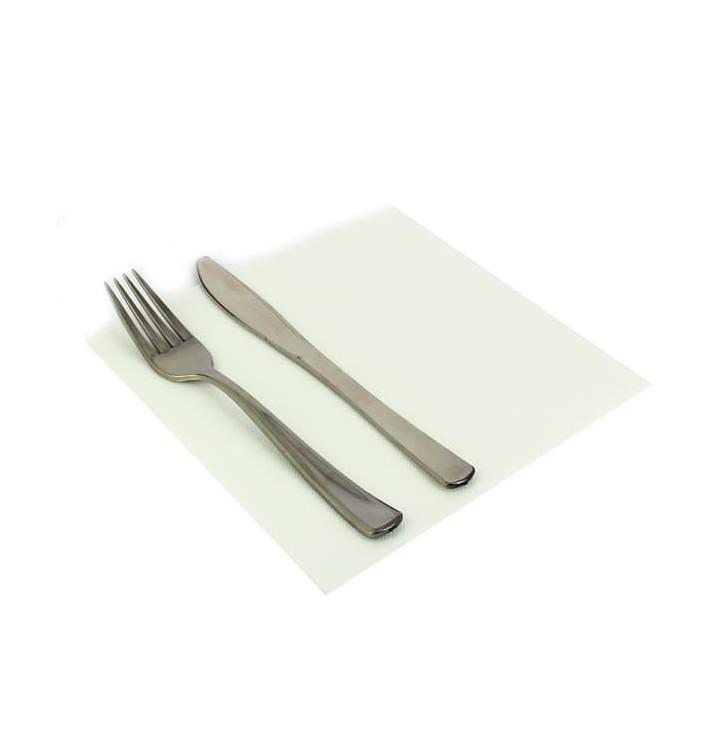 Papierservietten weiß 40x40cm 2-lagig (1.200 Stück)