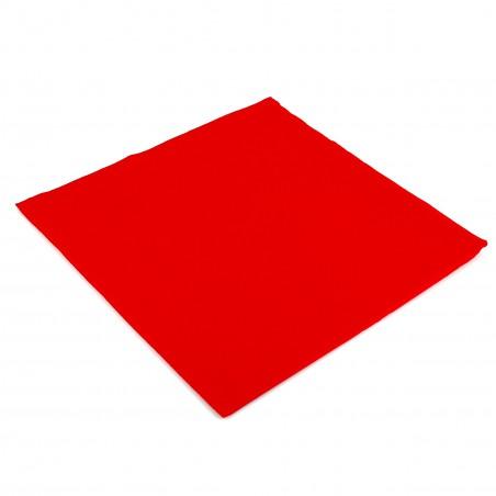 Papierservietten rot 40x40cm 2-lagig (1.200 Einh.)