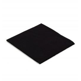 """Papierservietten """"Cocktail"""" schwarz 20x20cm (100 Stück)"""