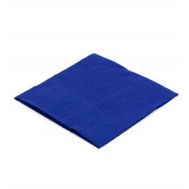 """Papierservietten """"Cocktail"""" blau 20x20cm (6.000 Stück)"""