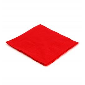 """Papierservietten """"Cocktail"""" rot 20x20cm (6.000 Stück)"""