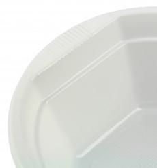 Plastikschale PS Weiße 300ml Ø11,9cm (100 Stück)