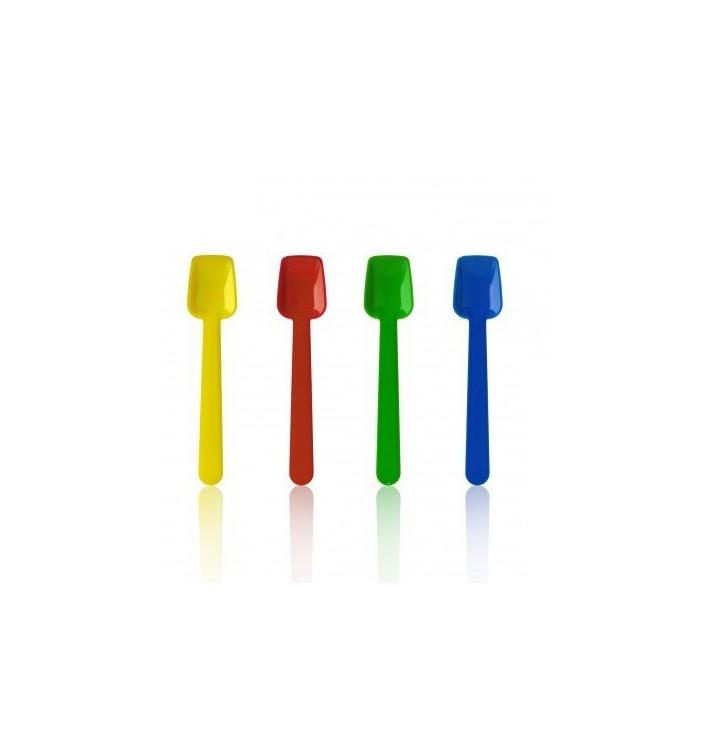 Kleiner Plastikeisspaten flach 90mm (1.000 Einh.)