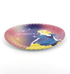 Pappteller Design Prinzessinen 18cm (504 Stück)