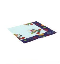 Papierservietten Design Clown 33x33cm (20 Stück)
