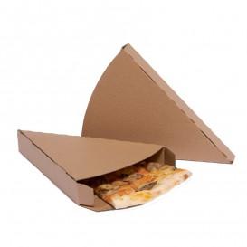 """Schachtel für ein Pizzastück Kraft """"Take Away"""" (350 Stück)"""