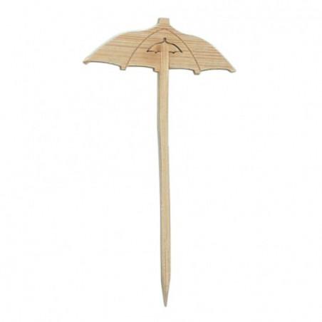 Bambusspieße Sonnenschirm 90mm (10000 Stück)