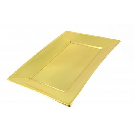 Plastiktablett Gold 330x225mm (90 Einh.)