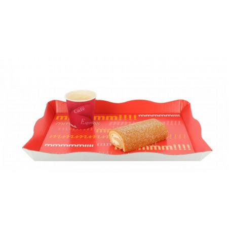 Tray für Partyservice oder Fast Food (10 Einheiten)