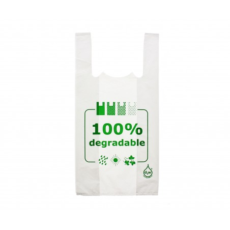 Hemdchenbeutel 100% biologisch abbaubar 30x50cm (200 Einh.)