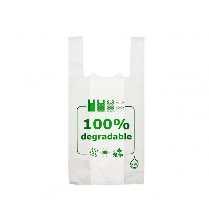Hemdchenbeutel 100% oxo- abbaubar 35x50cm (5000 Stück)