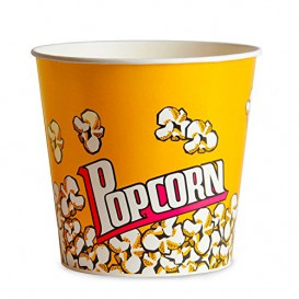 Popcorn box 1380ml 12,4x9x17cm (25 Einh.)