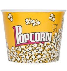 Popcorn box 5400ml 22.5x16x21cm (150 Einh.)