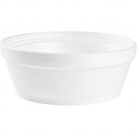 Termische Schale FOAM weiß 8OZ/240 ml (50 Einh.)