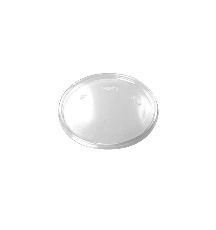 Deckel Transparent Hoch Plastik 105mm (100 Einh.)