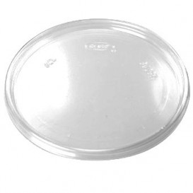 Deckel Transparent Hoch Plastik 105mm (1000 Einh.)