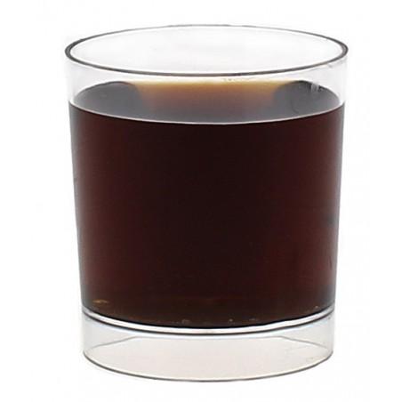 Transparent Schnapsglas 33ml (1.008 Einheiten)
