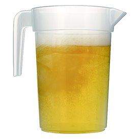 Plastik Wasserkrug 1.000ml Unzerbrechbar (10 Einheiten)