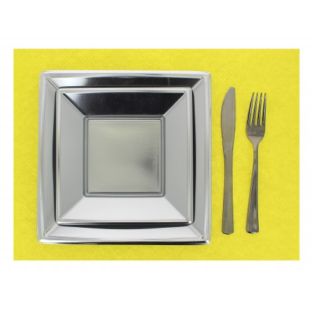 Tischsets, Papier gelb 300x400mm 40g (1.000 Einh.)