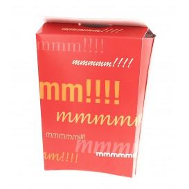 Geschlossene Pommes Box (45 Einh.)
