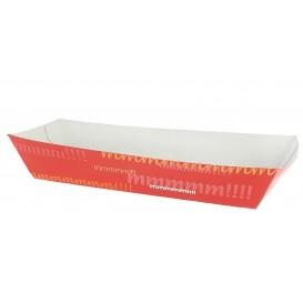 Hot-Dog-Tray 17x5,5x3,8cm (50 Einheiten)