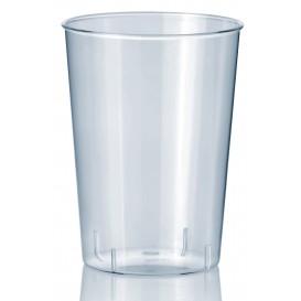 Transparente Plastikbecher 70ml (45 Einheiten)
