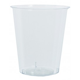 Vaso de Plastico Sidra 600cc PP Transparente (500 Uds)