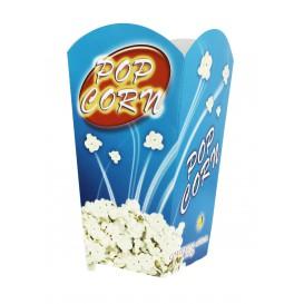 Kleiner Popcorn box 45gr. 6,5x8,5x15cm (25 Einheiten)