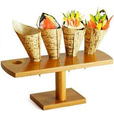 Stand für 5 Kegel Bambu (1 Einheit)