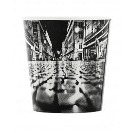 "Karton Kaffeebecher ""Parisian"" 4Oz/120 ml Ø6,2cm (1000 Einh)"