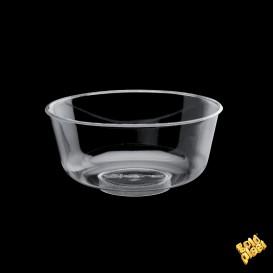 Plastikschüssel Verkostung Dessert Transp. 230 ml 100x45 mm (500 Einh.)