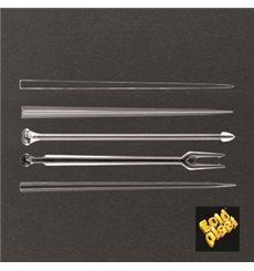 Picker aus Plastik Transparent 90mm (6600 Stück)
