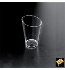 """Fingerfood Becher """"Conico Alto"""" Transp. 70 ml (25 Stück)"""