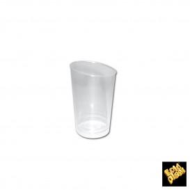 Plastikbecher Verkostung Conico Maxi Transparent 120 ml (500 Einh.)