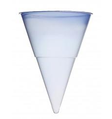 Blauer Kegel PP 115 ml (200 Einheiten)