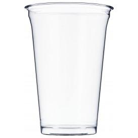 Plastikbecher PET 550 ml Ø9,5cm (56 Stück)