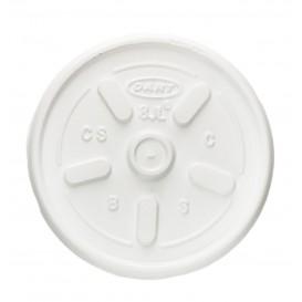 Deckel für Styroporbecher 8 Oz/240ml (100 Stück)