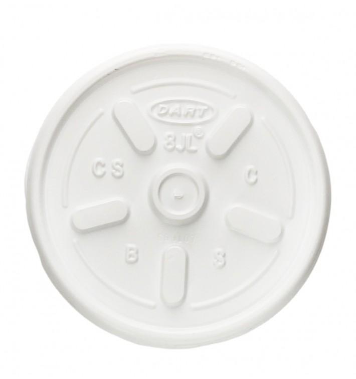 Deckel für Styroporbecher 8 Oz/240ml (1000 Stück)