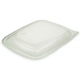 Deckel für Plastikbehälter schwarz 28x20cm (50 Stück)