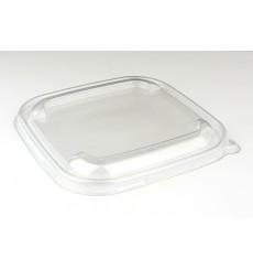 Plastikdeckel PET für Schüssel 170x170mm (50 Stück)