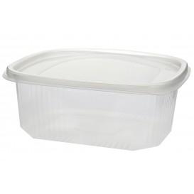 Salatschale Plastik mit Deckel 1.000ml (50 Stück)