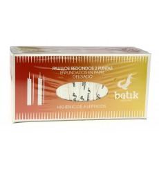 Zahnstocher aus Holz 2 Spitzen Umhüllt 65mm (1 Stück)