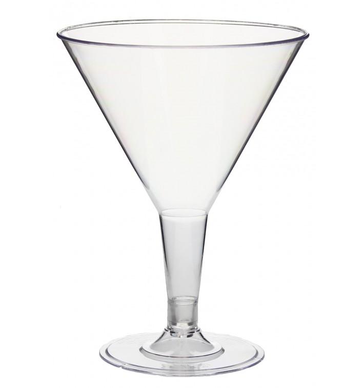 Plastikglas Transparent 215ml 2T (250 Stück)