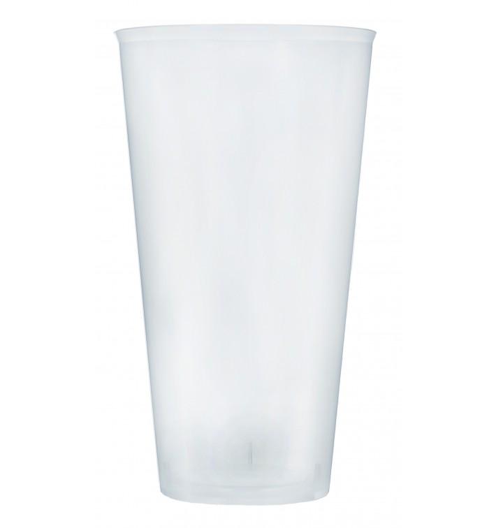 Becher aus Hartplastik für Cocktails 470ml (420 Stück)