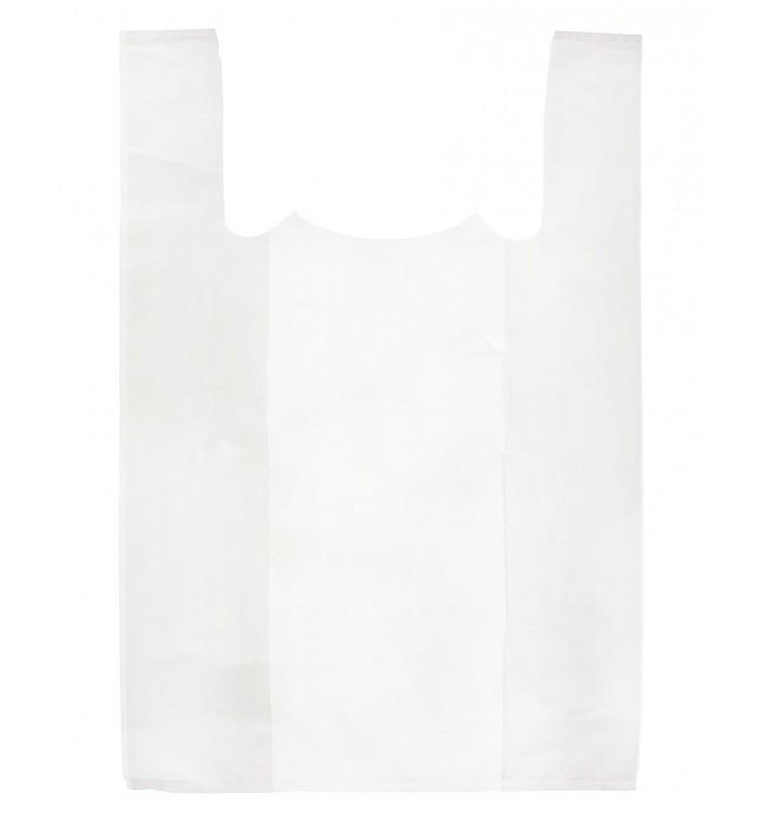 Hemdchenbeutel weiß 70x80cm (800 Stück)