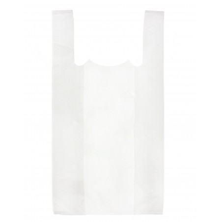 Hemdchenbeutel weiß 40x50cm (200 Stück)