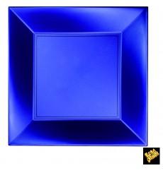 Plastikteller Flach Blau Nice Pearl PP 290mm (144 Stück)