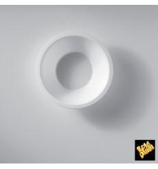 Plastikschale PP Rund Weiß 450ml Ø15,5cm (50 Stück)