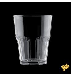 Wiederverwendbares Glas SAN Rox Transparent 300ml (8 Stück)